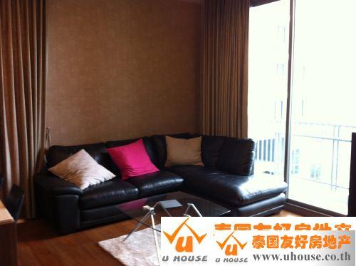 Quattro by Sansiri 高档精装2卧室公寓出售 售价1680万 泰铢