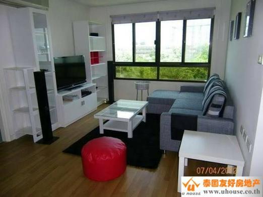 Lumpini Place 全套家具3房大户型 近湄南河 月租3万泰铢